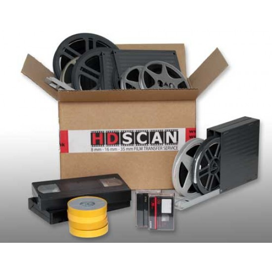 HDSCAN FILMBOX LARGE
