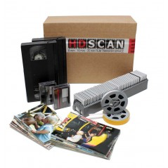 HDSCAN FILMBOX SMALL